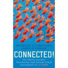 Connected! Schöner Unterbau zur Social Media Arbeit. Erzählt viel über Motivation. Spielmechaniken als Motivator kommen in Reality is broken von Jane McGonigal besser.