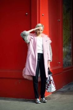 No. 14 — SooJoo Park - The Cut Best Dressed Street Style