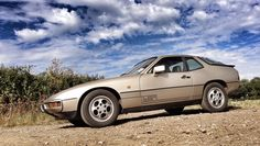 Why a light car is a good car Porsche 924s, Turbo S, My Ride, Muscle Cars, Madness, Classic Cars, German, Passion, Club