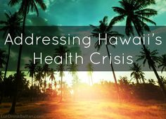 A dive into some of the health issues in Hawaii and a look at how a plant-based diet could help solve Hawaii's health crisis.