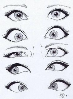 Göz Burun Kulak Dudak ve Saç Çizimleri | kitapresim