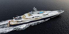 Mega Yachts for Sale   Superyacht Attessa IV – Photo Credit Captain Ted McCumber Washington ...