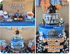 Cupcake Wishes & Birthday Dreams: {Creative Customers} Jedi's and Cookies and Cupcakes....OH MY!