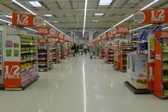 A look down the centre aisle by J Sainsbury, via Flickr