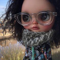 Felt Dolls, Doll Toys, Baby Dolls, Real Doll, Large Eyes, Pretty Dolls, Custom Dolls, Blythe Dolls, Girly Things
