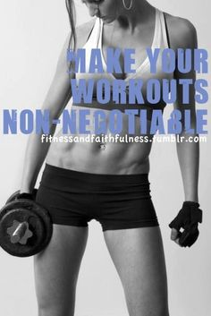 Make Your Workouts