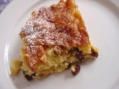 Bread puddings, French toast and Toast on Pinterest