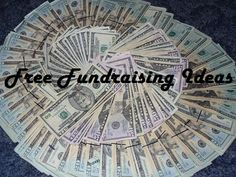 *To Read Later* If you want to raise funds and don't have a lot of money, here are several lists of ideas for free fundraisers to get you started. These free fundraising ideas are easy to do, don't require a lot of volunteers, and produce quick results.