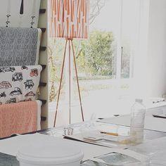 Sally Scott (@cavershamtextiles) • Instagram photos and videos Furniture, Beautiful Space, Home, Workshop, Wardrobe Rack, Home Decor, Settings