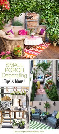 Small Porch Decorati