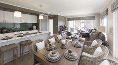 Leon - Simonds Homes Beautiful Space, Furniture, Simonds Homes, House, Home, Dining, Dining Table, First Home, Interior Design