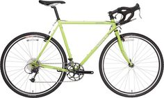 or get the frame for the surly's cyclocross/city bike and put the hub gear, etc. components. but, I do like wearing skirts on bicycles now.