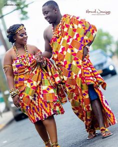 for ghanaian engagement dresses wedding traditions – Fashion dresses<br> African Prom Dresses, Latest African Fashion Dresses, African Dresses For Women, African Print Fashion, Africa Fashion, African Women, African Prints, Men's Fashion, Fashion 2018