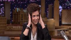 6 Times Kristen Wiig Killed It as Harry Styles on Jimmy Fallon