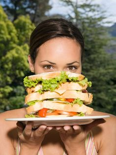 Portion control loss healthi, fit, low carb, 13 secret, healthi eat, 2015 food, babi fat, healthi recip, portion control