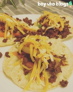 Taco Tuesday fun, creating southwest tacos! Head Of Lettuce, Shredded Carrot, Frozen Corn, Cooking For One, Some Recipe, Taco Tuesday, Ranch Dressing, Tacos, Food And Drink