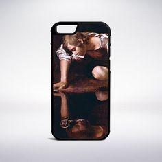 Caravaggio - Narcissus Phone Case – Muse Phone Cases