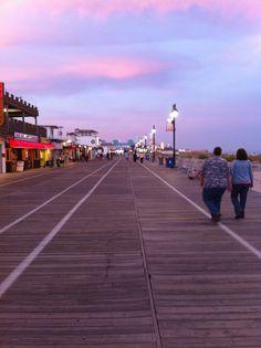 Boardwalk, Ocean City, New Jersey