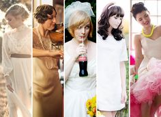 Weddings Through the Decades: From the Victorian Era to the '80s