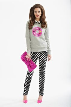 Kate Spade Fall & Winter 2013. Literally saving every penny for this sweater.