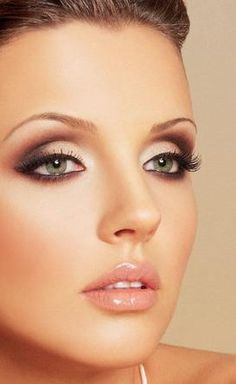 bridal wedding makeup, but we like it for everyday