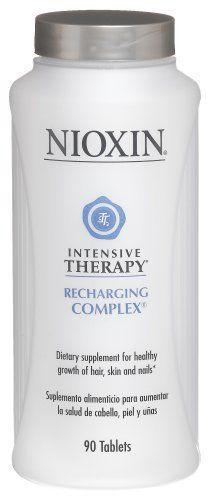 Nioxin Intensive Therapy Recharging Complex  90 Count: http://www.amazon.com/Nioxin-Intensive-Therapy-Recharging-Complex/dp/B001394530/?tag=onlthebesshoa-20