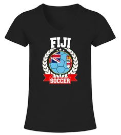 # FIJI flag football soccer .  Perfect FIJI shirt gift idea for you whether you are looking for cool funny or meaningful gifts for the special men in your life - dad, mom, grandmother, grandfather. Birthday gifts for people from FIJI.