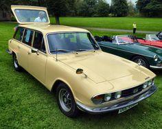 I still have mine. Triumph 2000, Triumph Motor, Triumph Sports, Retro Cars, Vintage Cars, Classic Cars British, Shooting Brake, Commercial Vehicle, Station Wagon