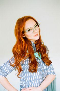 Summer Bellessa #redhead #31bits #christiannetaylor
