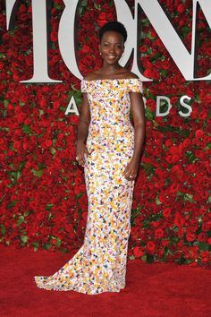 """While the smash-hit Hamilton was the major winner of the night, we're giving our award for """"best dressed"""" to a handful of beauties who weren't afraid to take a fashion risk - looking at you, Lupita!"""