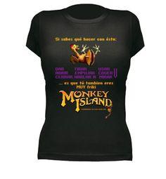 Si sabes qué hacer con un pollo con una polea...es que tú también eres MUY friki. Monkey Island: devanándonos los sesos desde 1990
