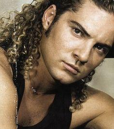 Испанский поп-певец Давид Бисбаль [David Bisbal], фото.