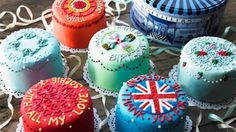 fruit cakes : biscuiteers - delicious hand iced biccies to order on line - say it with icing