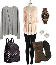 College fashion #outfit
