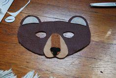 DIY Halloween Felt Animal Masks: Quick, Easy, And Cheap | The Attic Blog