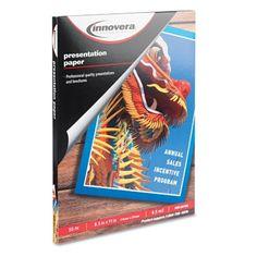 Innovera Presentation Paper - Art & Colored Copy Paper $8.34