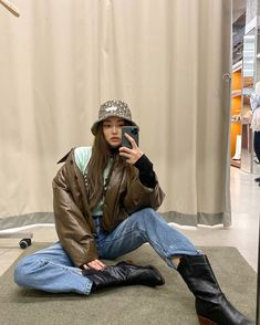 Winter Fashion Outfits, Edgy Outfits, Korean Outfits, Fall Outfits, Cute Outfits, Stylenanda Fashion, Stylenanda Korea, Fashion Beauty, Girl Fashion