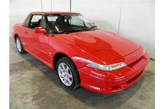 1994 Capri XR2 Turbo Convertible