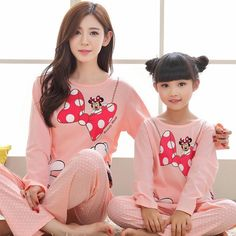 Family Pijamas Set Matching Mother and Daughter Clothes Mom Son Baby Pijamas Mother Daughter Dresses Matching, Mom Daughter, Co Ord, Matching Outfits, Baby Pictures, Pajamas, Baby Things, Womens Fashion, Cute