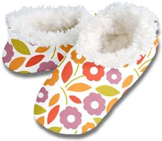 Fall Bouquet Snoozies for Women http://lynneschroeder.blogspot.com.au/2014/11/snoozies-slippers-for-mom.html