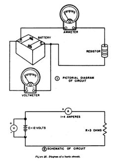 77 Best Electrical circuit diagram images in 2019