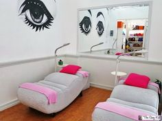 lash extension salons - Google Search