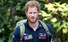 Príncipe Harry recebe proposta de casamento de menina de 6 anos
