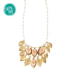 Our End of Season Sale starts now! OVER 40 pieces are 40% off. Shop my SALE, SALE SALE collection at www.chloeandisabel.com/boutique/natalinehall