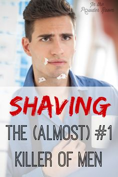 """My Husband Almost Died Shaving"" by @JenAmmoscato via @InthePowderRoom.  women 