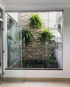 Balcony garden indian 37 ideas for 2019 - Modern Backyard Garden Design, Garden Landscape Design, Balcony Garden, Landscaping Design, Garden Landscaping, Indoor Courtyard, Internal Courtyard, Interior Garden, Home Interior Design