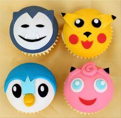 Pokemon Cupcakes                                                                                                                                                                                 More