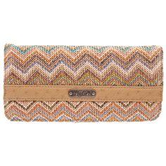 Rip Curl Peace wallet, AU$29.99, from City Beach, Australia.