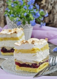 Poppy Cake, Hungarian Recipes, Vanilla Cake, Tiramisu, Cheesecake, Food And Drink, Sweets, Cookies, Baking