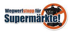 Grace O: [Petition] Wegwerfstopp für Supermärkte